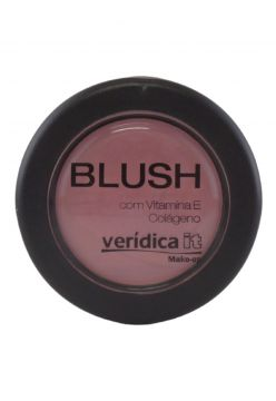 Blush Verídica It Collection - 04 Bordô Veridica It