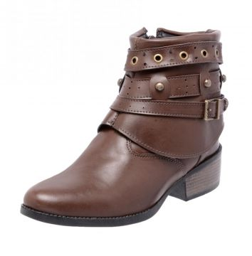 Bota Mega Boots Over The Knee Bege Mega Boots