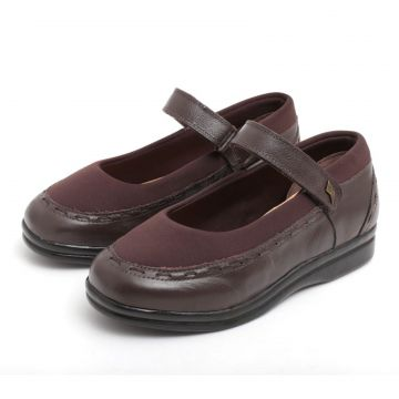 Sapato Natural Step Julia Marrom Natural Step