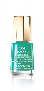 Esmalte Mavala Mini Color 5ml Bamako Verde Mavala