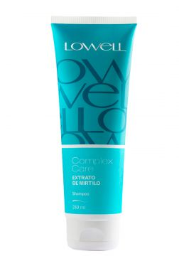 Shampoo Lowell Complex Care Mirtilo 240ml Lowell