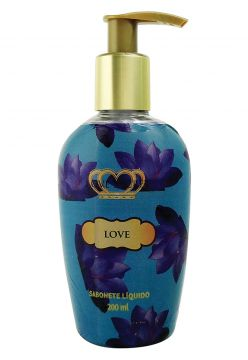 Sabonete Líquido Love Love Secret 200ml Love Secret