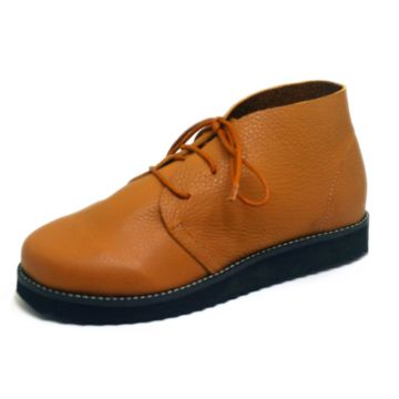 Bota S2 Shoes Cano Curto Caramelo S2 Shoes