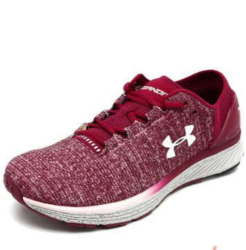Tênis Under Armour Charged Bandit 3 Roxo Under Armour