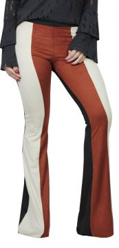 Calça Flare It Shop Tricolor It Shop