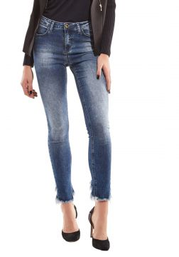 Calça Jeans Chopper London Skinny Azul Chopper deed4735627