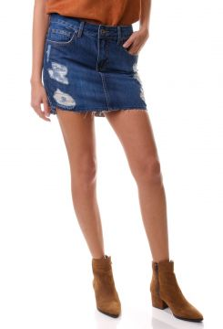 Minissaia Multi Ponto Denim Jeans Multi Ponto Denim