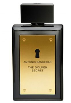Perfume The Golden Secret Antonio Banderas 100ml Antonio Ba