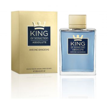 Perfume Banderas King Of Seduction Absolute Antonio Bandera