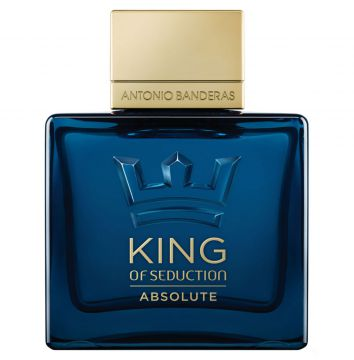 Perfume King Of Seduction Absolute Antonio Banderas 100ml A