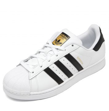 Tênis adidas Originals Superstar Foundat Branco adidas Orig