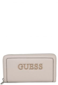 Carteira Guess Chandler Medium Bege Guess
