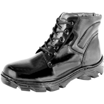 Bota Force Militar Borzeguim Pm Preto Force Militar