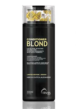 Condicionador Truss Herchcovitch   Alexandre Blond 300ml Pr