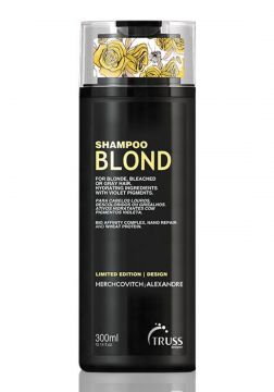 Shampoo Truss Herchcovitch   Alexandre Blond 300ml Truss