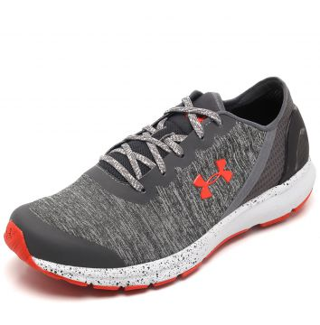 Tênis Under Armour Charged Escape 2 W Cinza/Laranja Under A