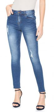 Calça Jeans Lee Jegging Amy Azul Lee