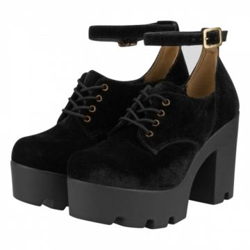 Sapato Barth Shoes Mali Preto Barth Shoes