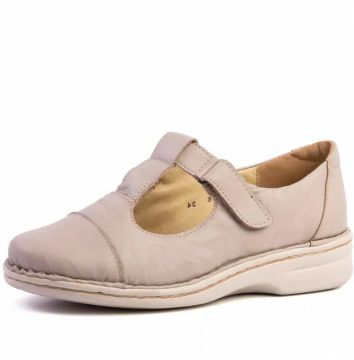 Sapato Doctor Shoes 366 Rosê Doctor Shoes
