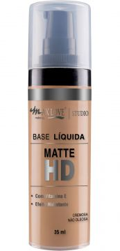 Base Valvula Matte Max Love BV17 Marrom Max Love