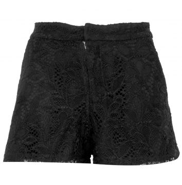 Short My Favorite Thing(s) Renda Preto My Favorite Thing(s)