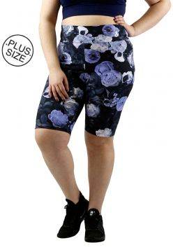 d9d93e8c3 Bermuda Movimento e Companhia Supplex Plus Size Azul Movime