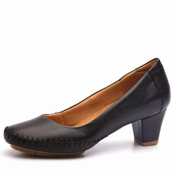 Sapato Doctor Shoes 791 Preto Doctor Shoes