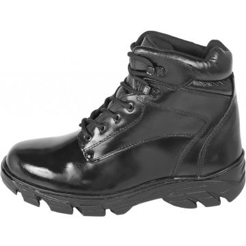 Bota Force Militar Bpm Borzeguim Preto Force Militar