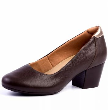 47f46a61f2 Sapato Doctor Shoes 278 Café Doctor Shoes