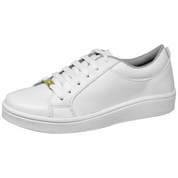 Tênis CR Shoes Caminhada Branco CR Shoes