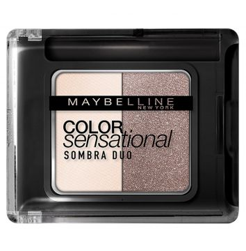 Sombra Duo Maybelline Color Sensational Clássico Maybelline
