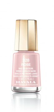 Esmalte Mavala Mini Color Rose 5ml Rosa Mavala