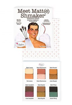 Paleta de Sombras Meet Matt(e) Shmaker The Balm