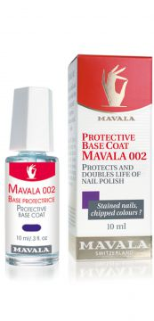 Base Mavala 002 Protective Base Coat 10ml Mavala