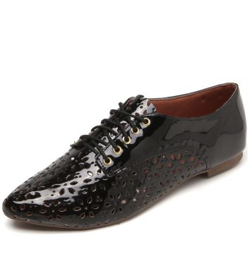 Oxford DAFITI SHOES Lasercut Preto DAFITI SHOES