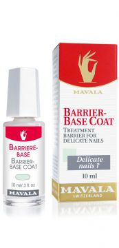 Base Mavala Barrier Base Coat 10ml Mavala