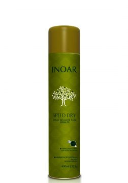 Inoar Speed Dry Spray Secante Para Esmalte 400ml Inoar