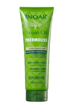 Inoar Argan Oil Thermoliss Condicionador Suave 240ml Inoar