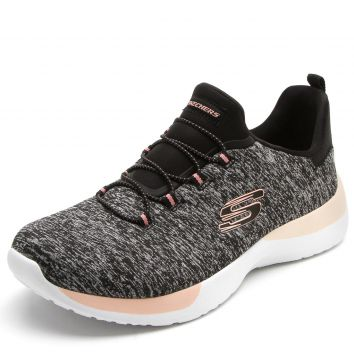 c990745660 Tênis Skechers Dynamight Breakthrou Cinza Skechers