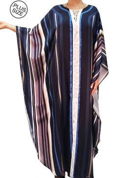Kaftan 101 Resort Wear Vestido Longo Listra 101 Resort Wear