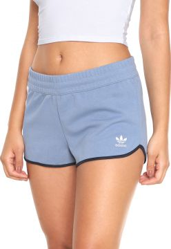 Short adidas Originals Ai Azul adidas Originals