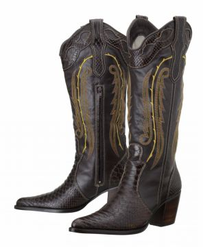 Bota FourCountry Country Marrom Capelli