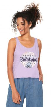 Regata Billabong Girls Gipsy Lilás Billabong Girls