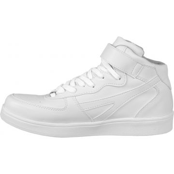 Tênis Cr Shoes Fitness Look Academia Branco CR Shoes