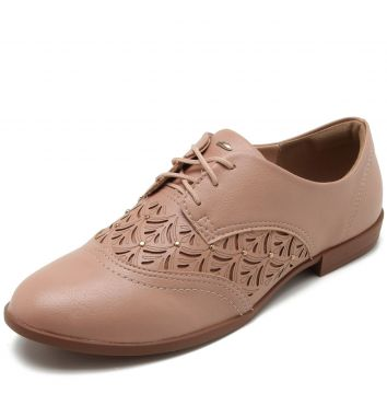 Oxford Dakota Lasercut Bege Dakota