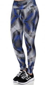 Calça Legging ESTILO DO CORPO Azul preto Estilo Do Corpo 748ec756cd2