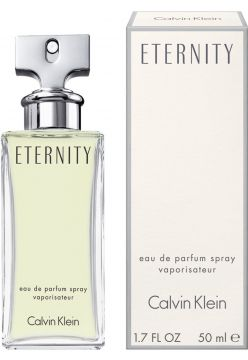 Perfume Eternity Calvin Klein 50ml Calvin Klein Fragrances