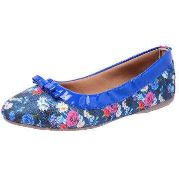 Sapatilha Shoes Shoes Floral Azul Shoes Shoes