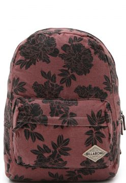 b6f3df4f4ed01 Mochila Billabong Hand Over Love Vinho Billabong (Bolsas - Casual ...
