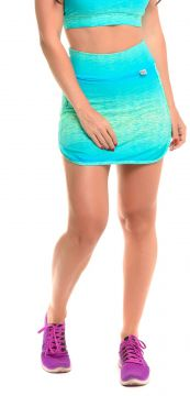Short-Saia Sandy Fitness Fun Mix Verde Sandy Fitness